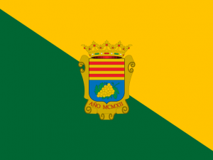 Bandera Moriles