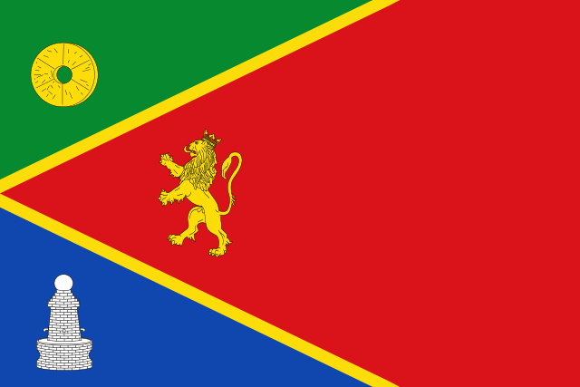 Bandera Muel