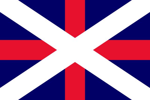 Bandera Naval de Georgia