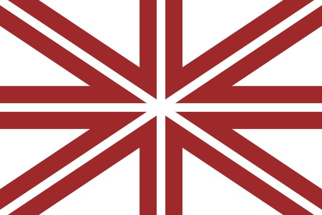 Bandera Naval de Letonia
