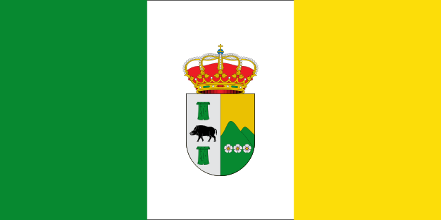 Bandera Navatrasierra