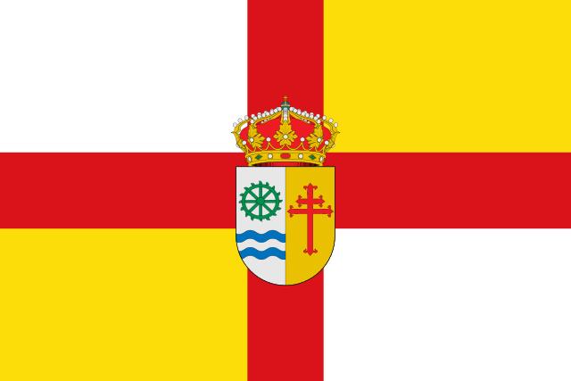 Bandera Numancia de la Sagra