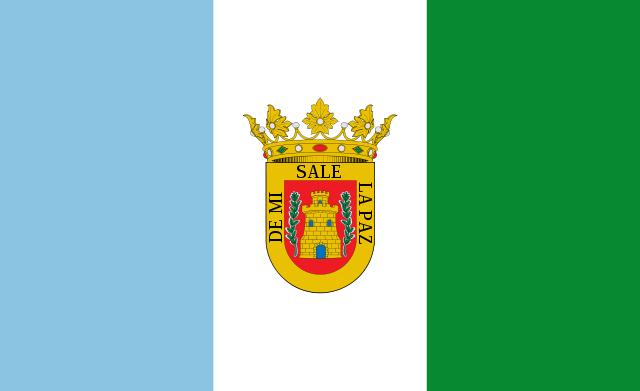 Bandera Olvera