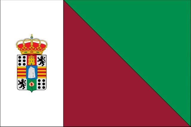 Bandera Órgiva