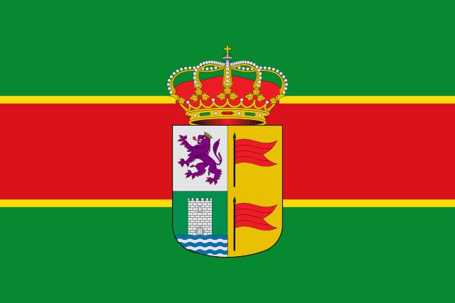 Bandera Palacios de la Valduerna
