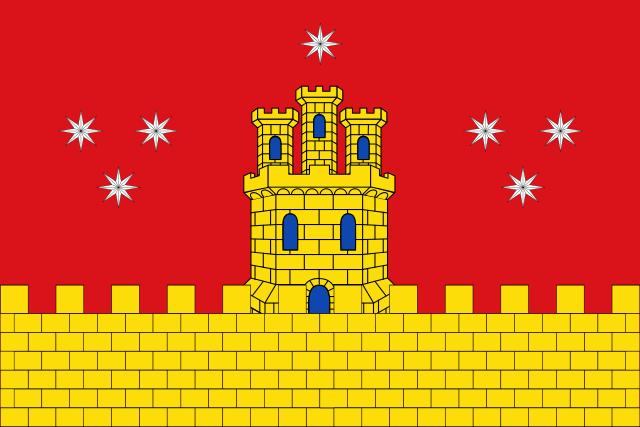 Bandera Pedroche