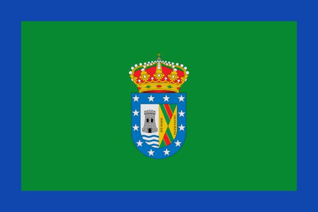 Bandera Pelayos de la Presa