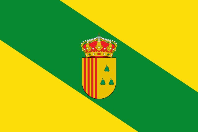 Bandera Peralta de Alcofea