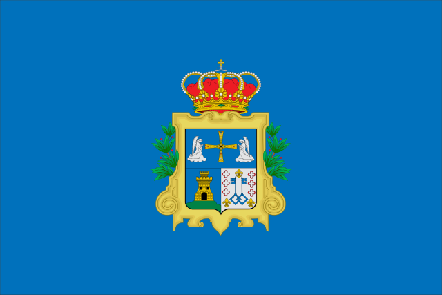 Bandera Quirós