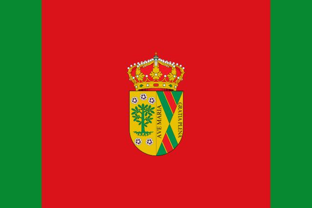 Bandera Robledillo de la Jara