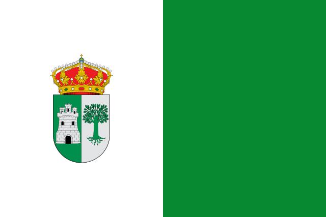 Bandera Robledillo de Trujillo