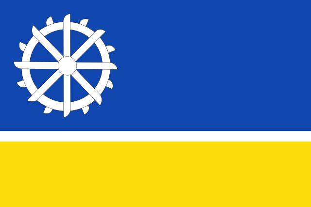 Bandera Roda de Ter