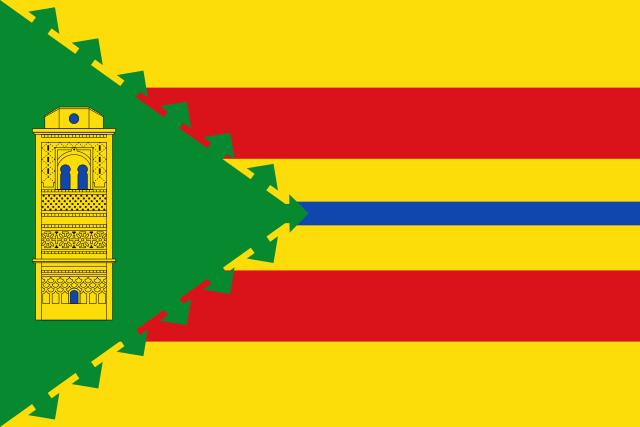 Bandera Romanos