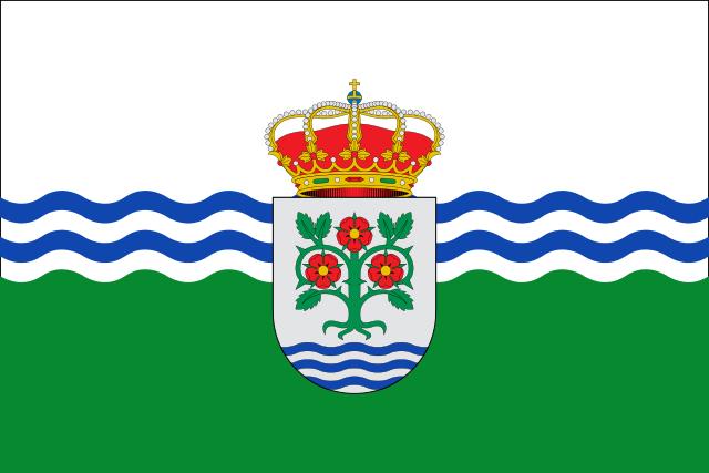 Bandera Rosalejo