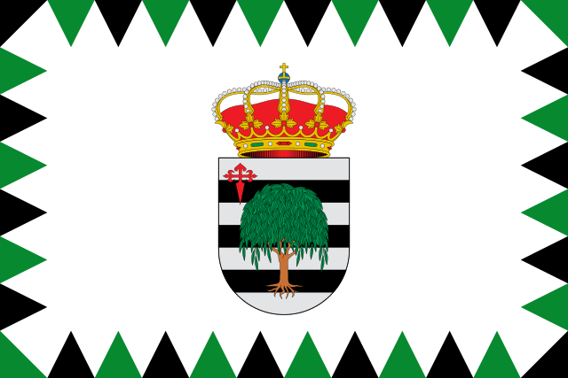Bandera Saceda-Trasierra