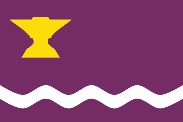 Bandera San Adrián de Besós