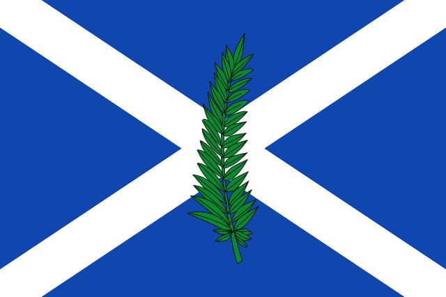 Bandera San Andrés de Llavaneras