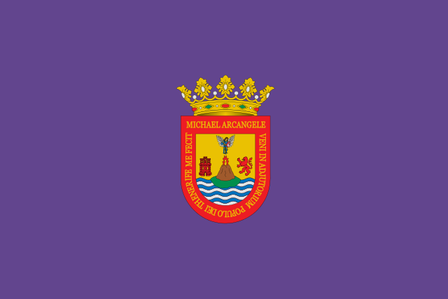 Bandera San Cristóbal de La Laguna