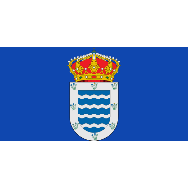 Bandera San Cristóbal de Segovia
