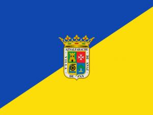 Bandera San Juan de Aznalfarache