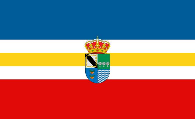 Bandera San Silvestre de Guzmán