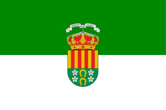 Bandera San Vicente del Raspeig