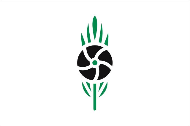 Bandera San Vicente dels Horts