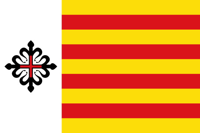 Bandera Sant Mateu