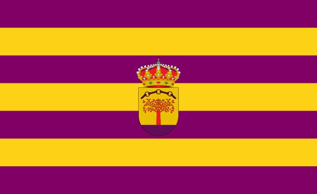 Bandera Santa Ana la Real