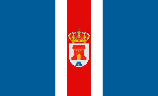 Bandera Santa Bárbara de Casa
