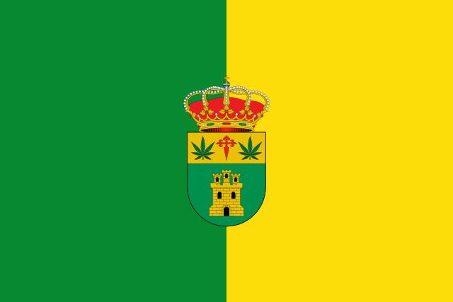 Bandera Santa Cruz de los Cáñamos
