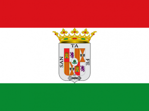 Bandera Santa Fe