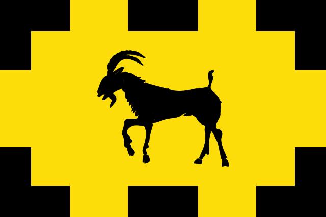 Bandera Santa María de Corcó