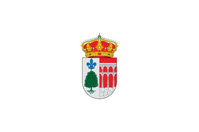 Bandera Santa María de la Alameda