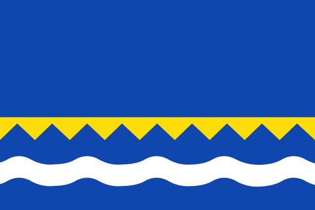 Bandera Sarrià de Ter