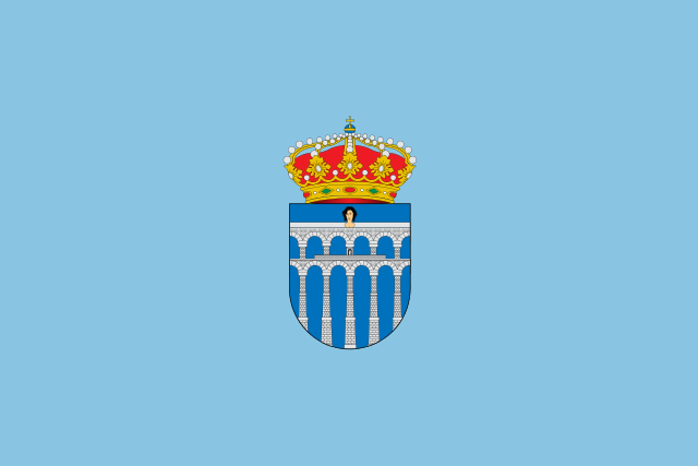 Bandera Segovia