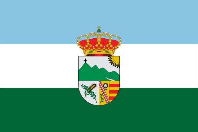 Bandera Sierra de Yeguas