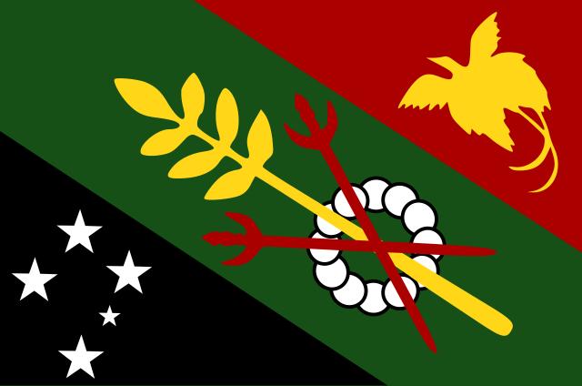Bandera Simbu