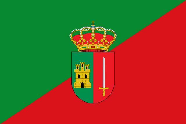 Bandera Sorihuela del Guadalimar