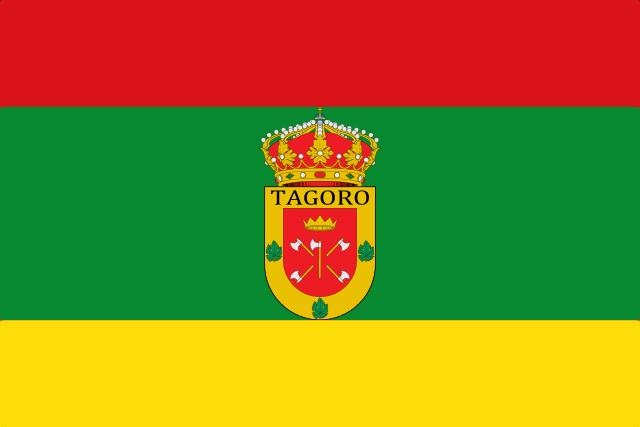 Bandera Tacoronte (Ciudad)