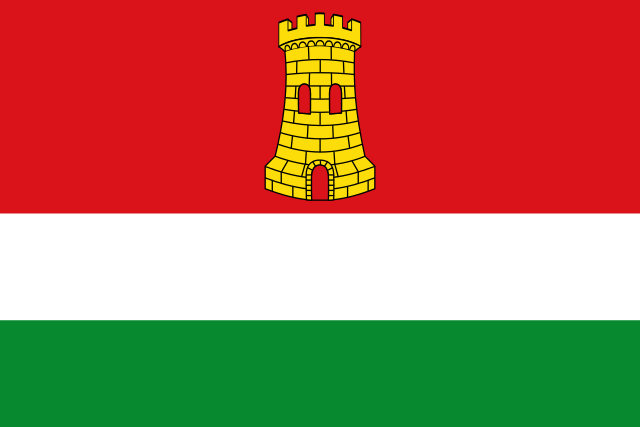 Bandera Tébar
