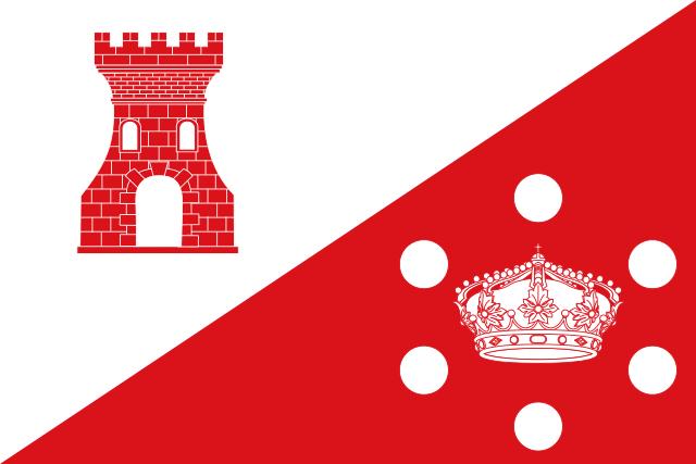Bandera Torrejoncillo del Rey