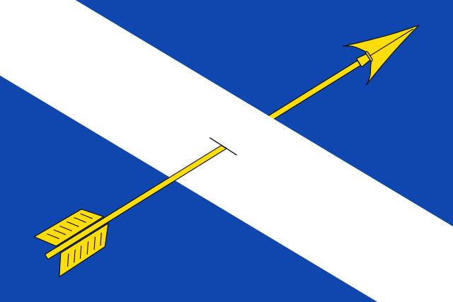 Bandera Urrea de Jalón