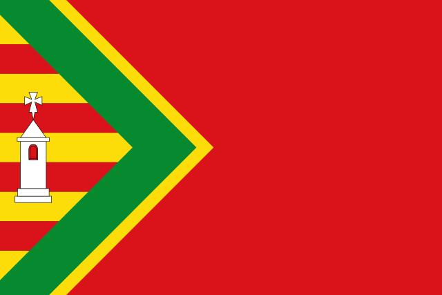 Bandera Val de San Martín