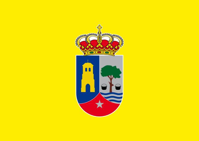 Bandera Valdeolmos-Alalpardo