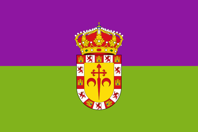 Bandera Valdepeñas de Jaén