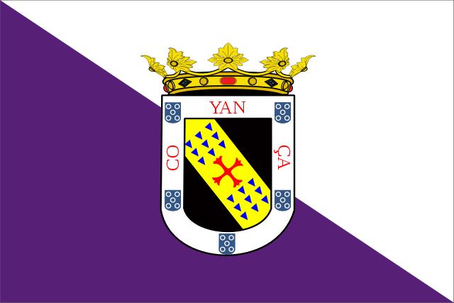 Bandera Valencia de Don Juan