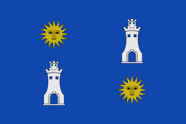 Bandera Vall de Uxó