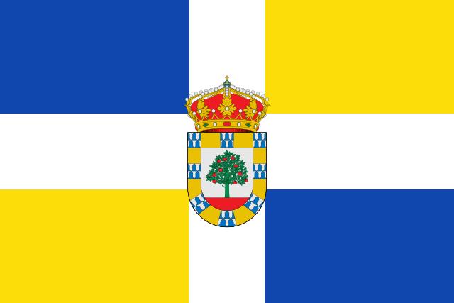 Bandera Valle de Manzanedo