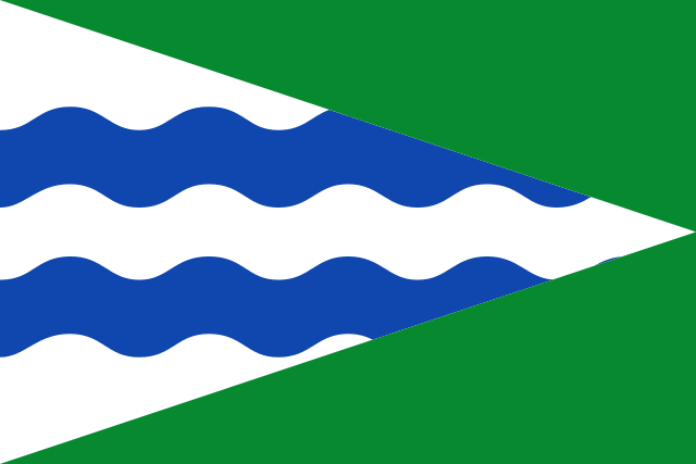 Bandera Valverde de los Arroyos